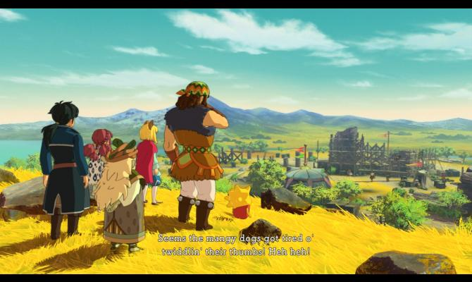 Ni No Kuni 2 - Revenant Kingdom RECENZIJA