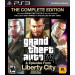 PS3 GTA 4 The Complete Edition