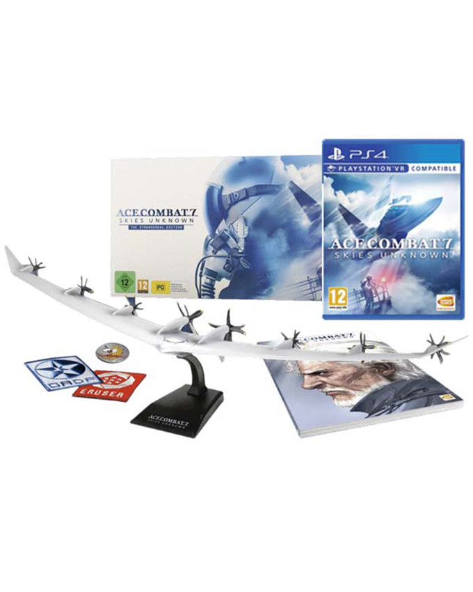 PS4 Ace Combat 7 Collectors Edition