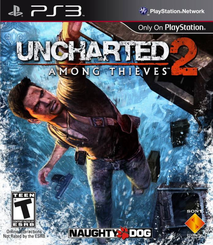 PS3 Uncharted 2
