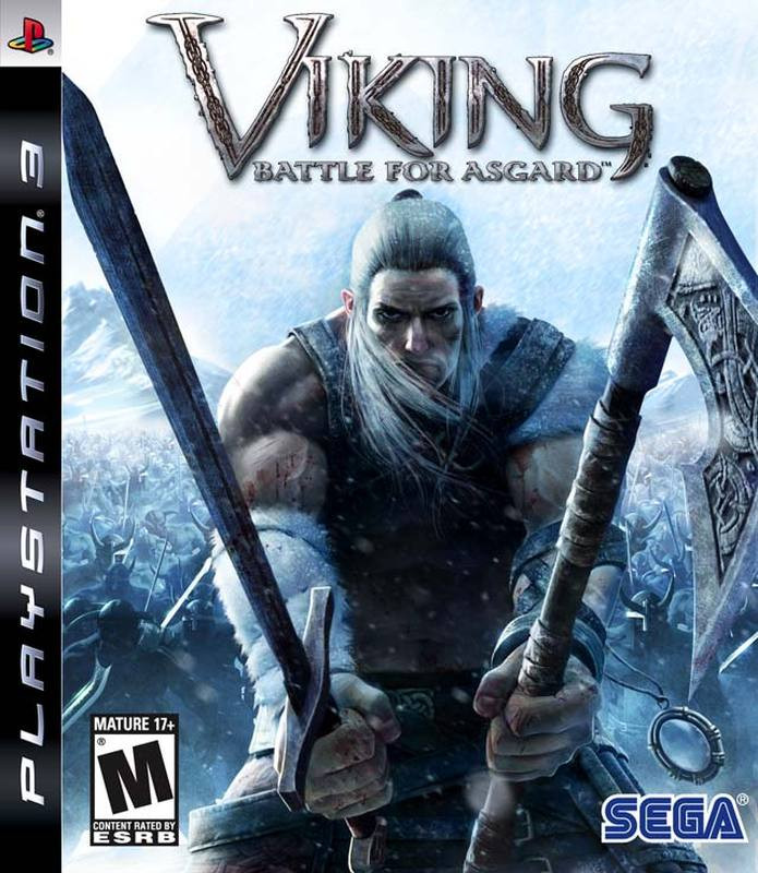 PS3 Viking Battle for Asgard