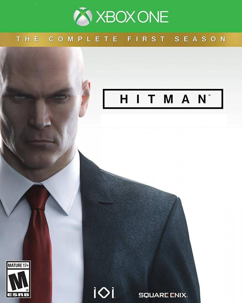 XBOX ONE Hitman The Complete First Season