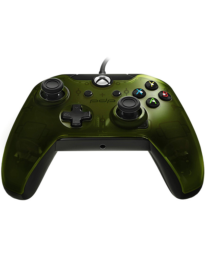 Gamepad PDP Wired Controller Green XB1 / PC