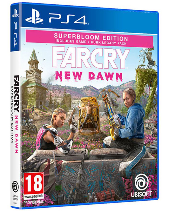 PS4 Far Cry New Dawn - Superbloom Edition
