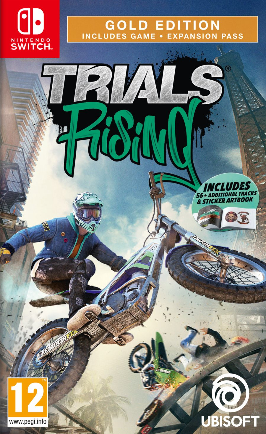 SWITCH Trials Rising - Gold Edition