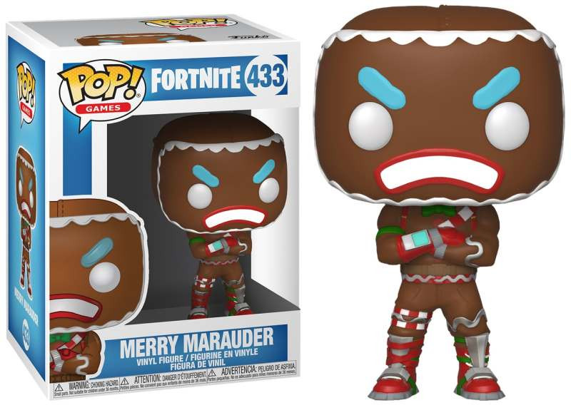 Figura POP! Fortnite - Merry Marauder