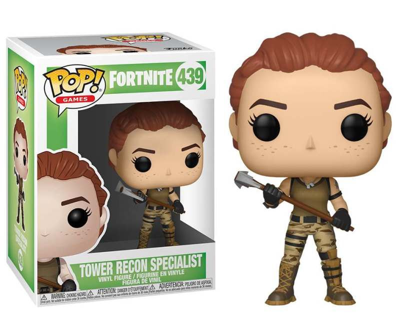 Figura POP! Fortnite - Tower Recon Specialist