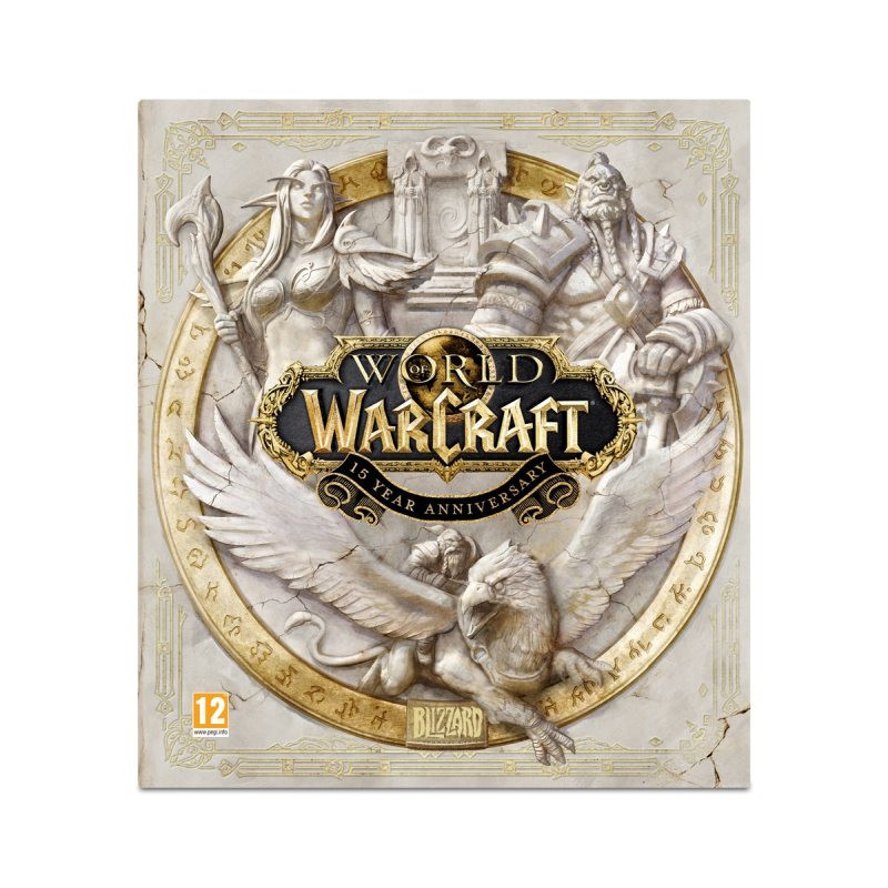 PCG World of Warcraft - 15th Anniversary Collectors Edition