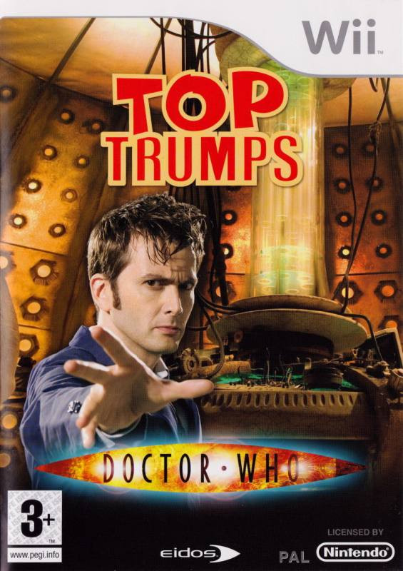 Wii Top Trumps - Doctor Who