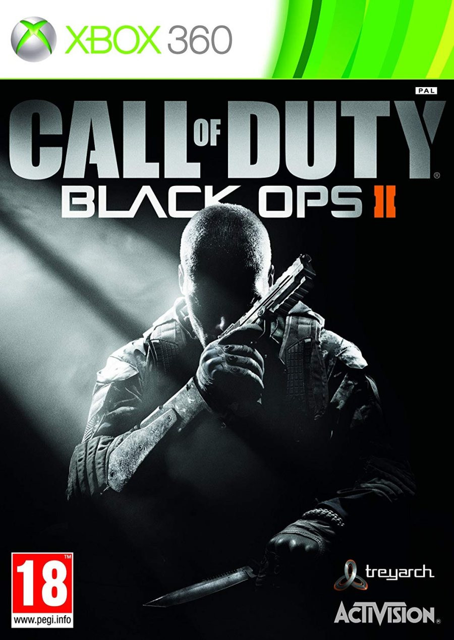 XBOX 360 Call of Duty - Black Ops 2