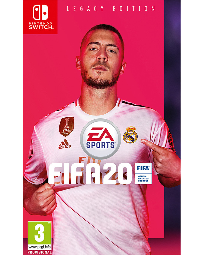 SWITCH FIFA 20 - Legacy Edition - igrica za Nintendo Switch