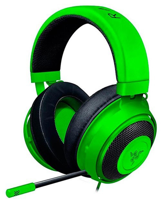Gejmerske slušalice Razer Kraken Tournament Edition USB Green