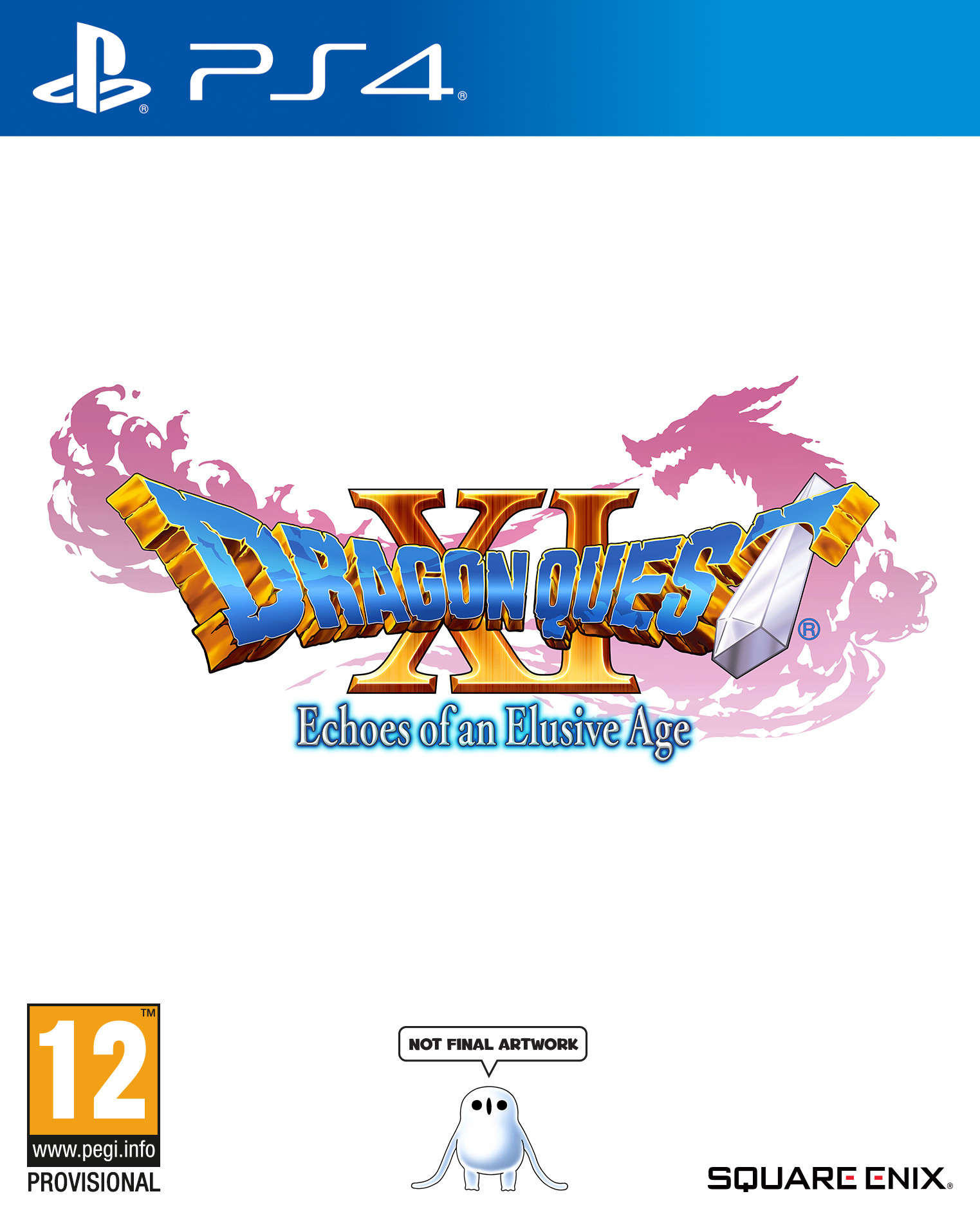 PS4 Dragon Quest XI Edition of Light