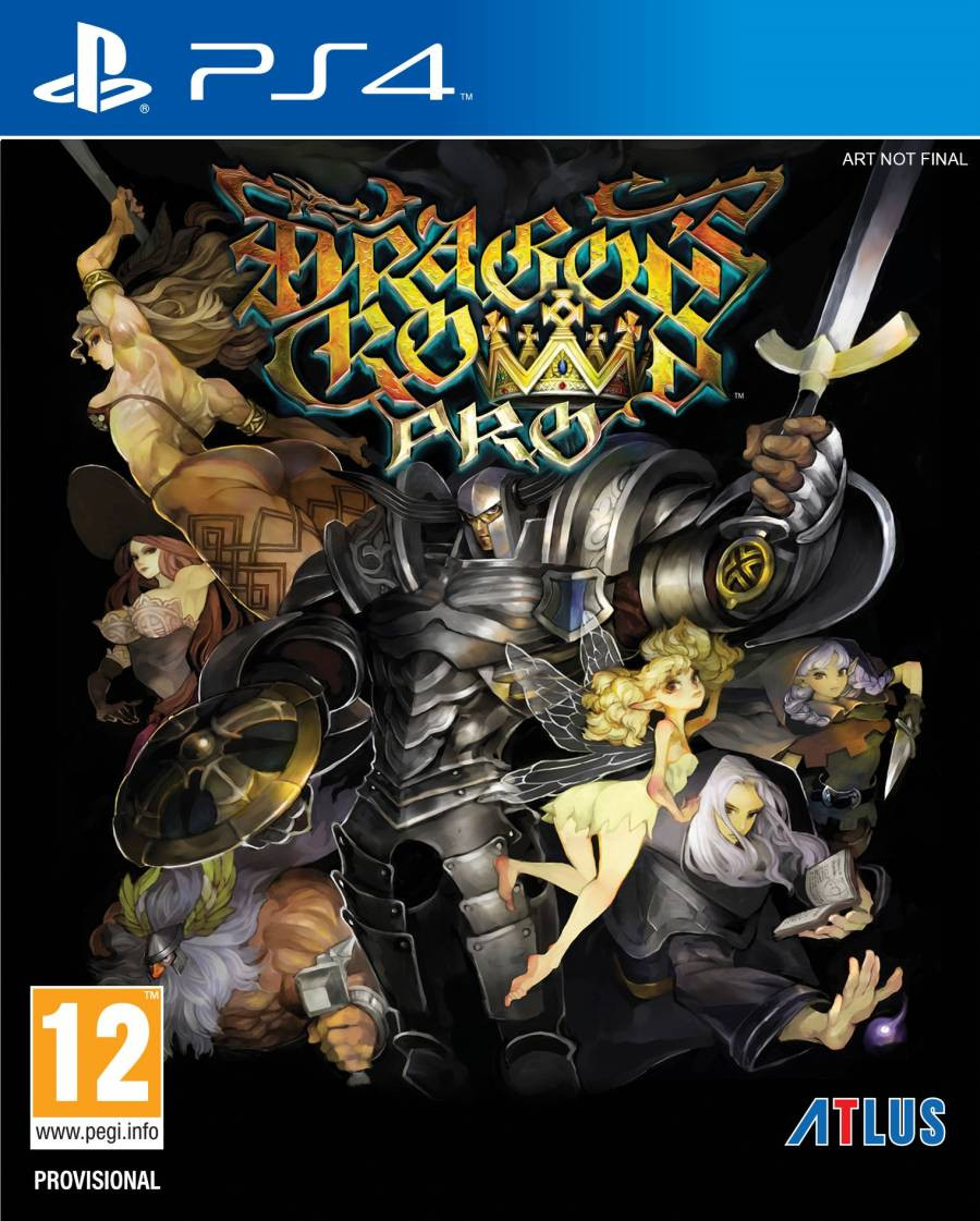 PS4 Dragons Crown Pro Battle - Hardened Edition