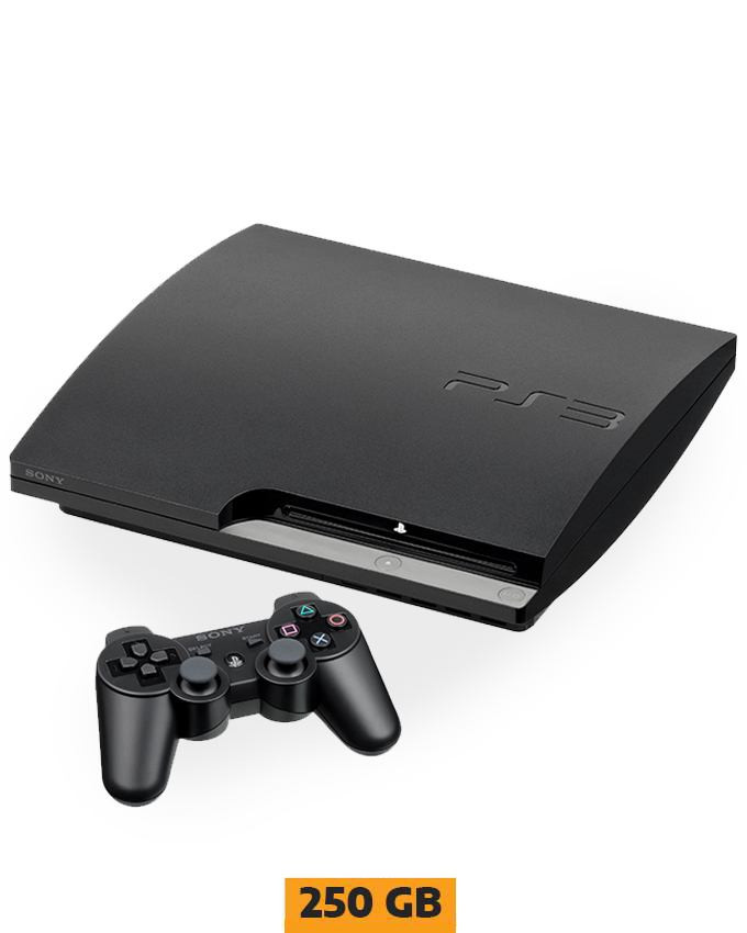 Konzola Sony PlayStation 3 PS3 Slim 250GB
