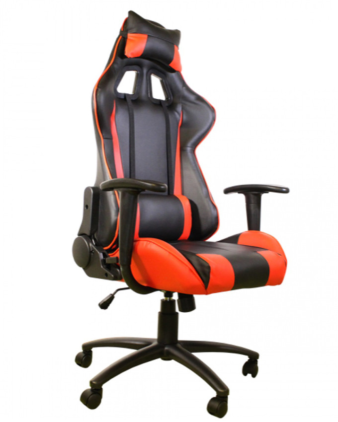Gejmerska stolica AH Seating e-Sport DS-042 Red / Black