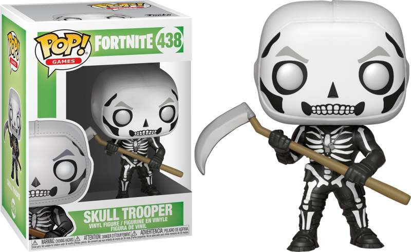 Figura POP! Fortnite - Skull Trooper