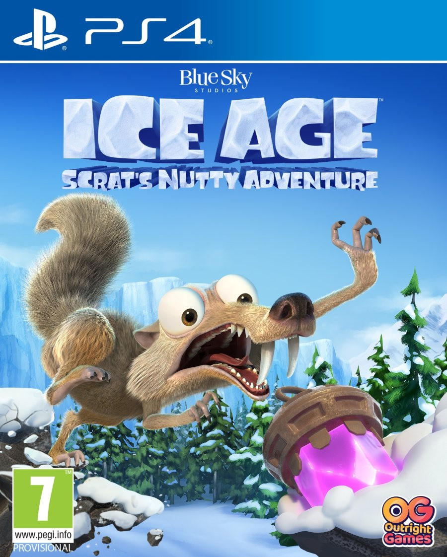 PS4 Ice Age - Scarts Nutty Adventure!