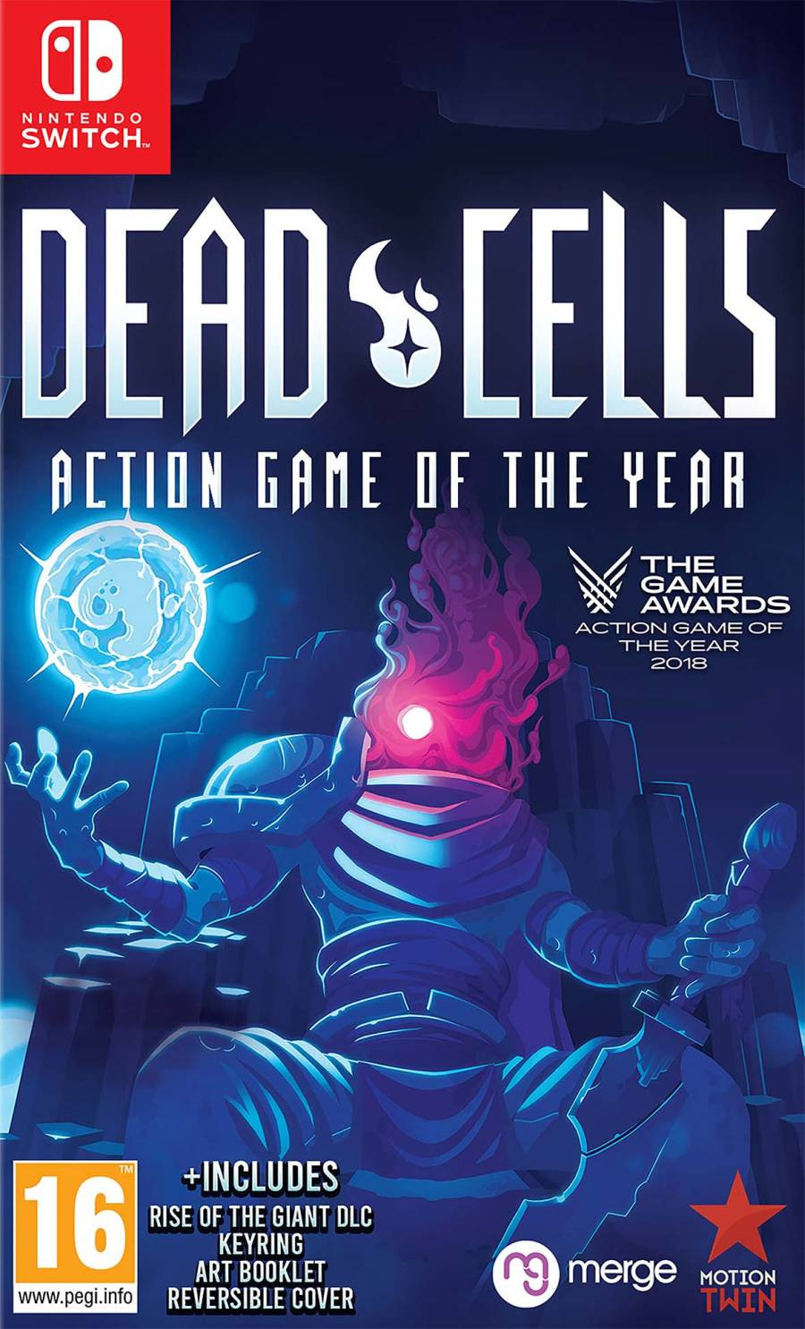 SWITCH Dead Cells - Action GOTY
