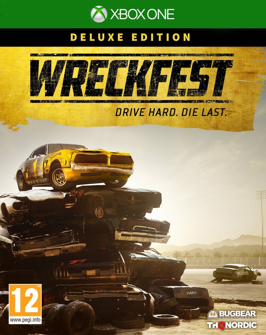 XBOX ONE Wreckfest - Deluxe Edition