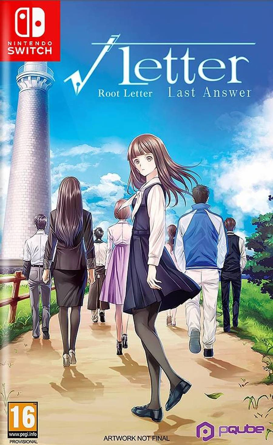 SWITCH Root Letter Last Answer - Day One Edition