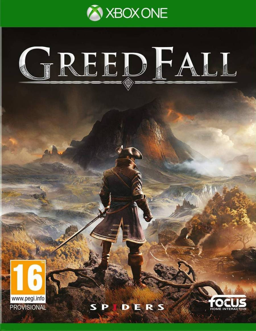 XBOX ONE Greedfall