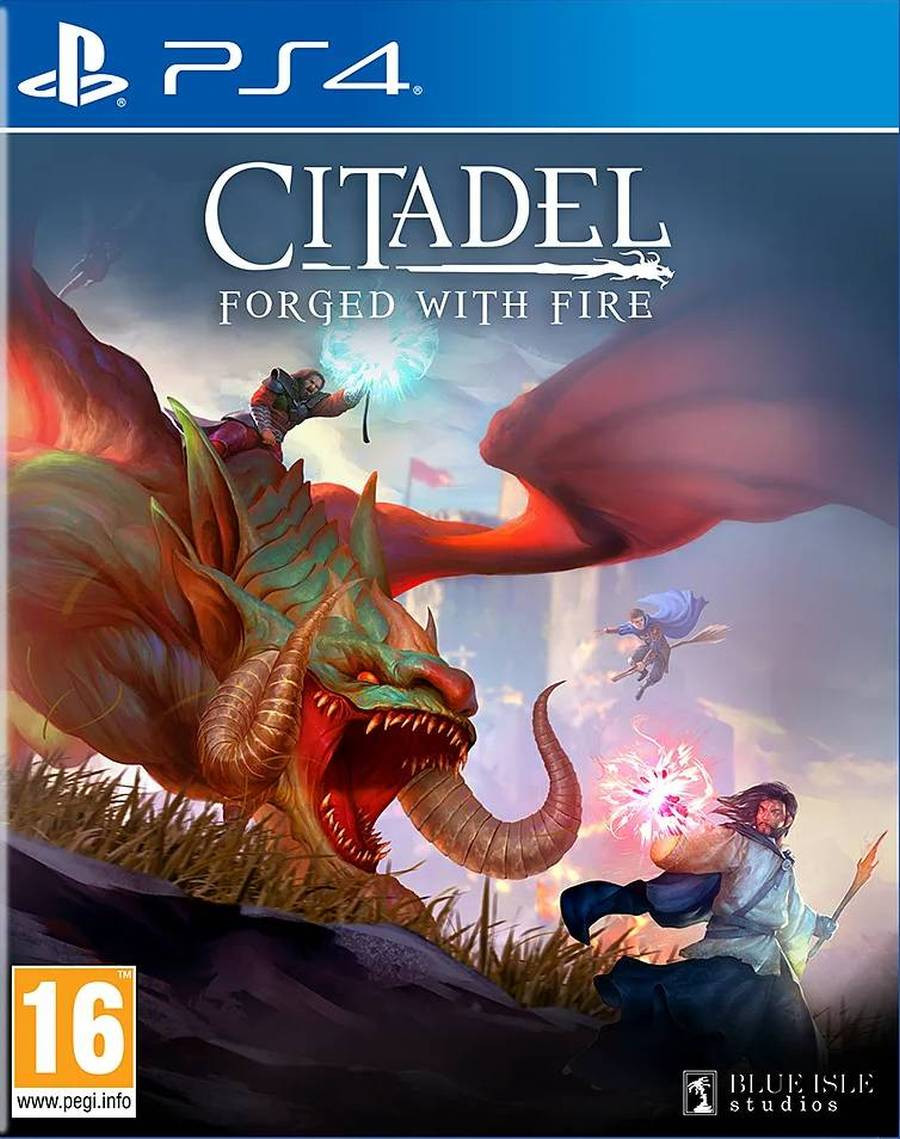 PS4 Citadel - Forged With Fire