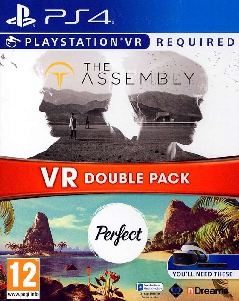 PS4 Ndream Collection - The Assembly & Perfect VR