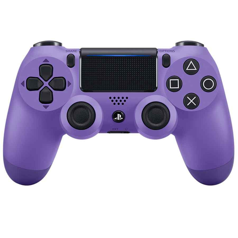 Dualshock 4 Wireless Controller PS4 Electric Purple Gamepad
