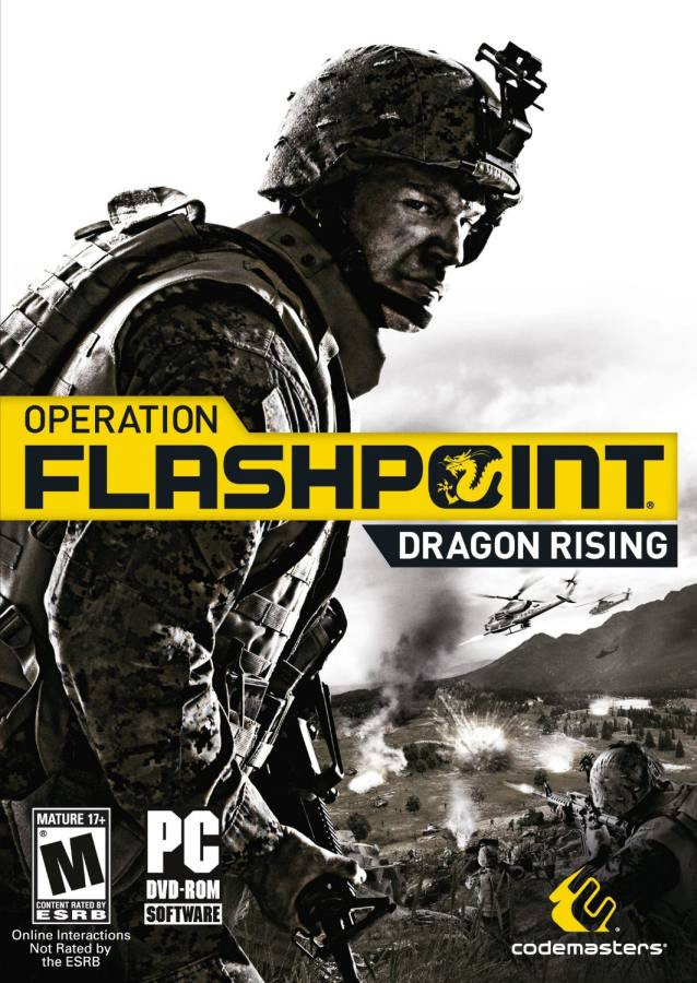 PCG Operation Flashpoint - Dragon Rising