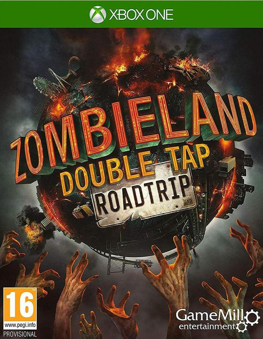 XBOX ONE Zombieland - Double Tap - Road Trip