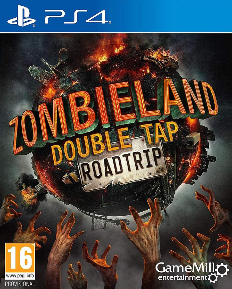 PS4 Zombieland - Double Tap - Road Trip