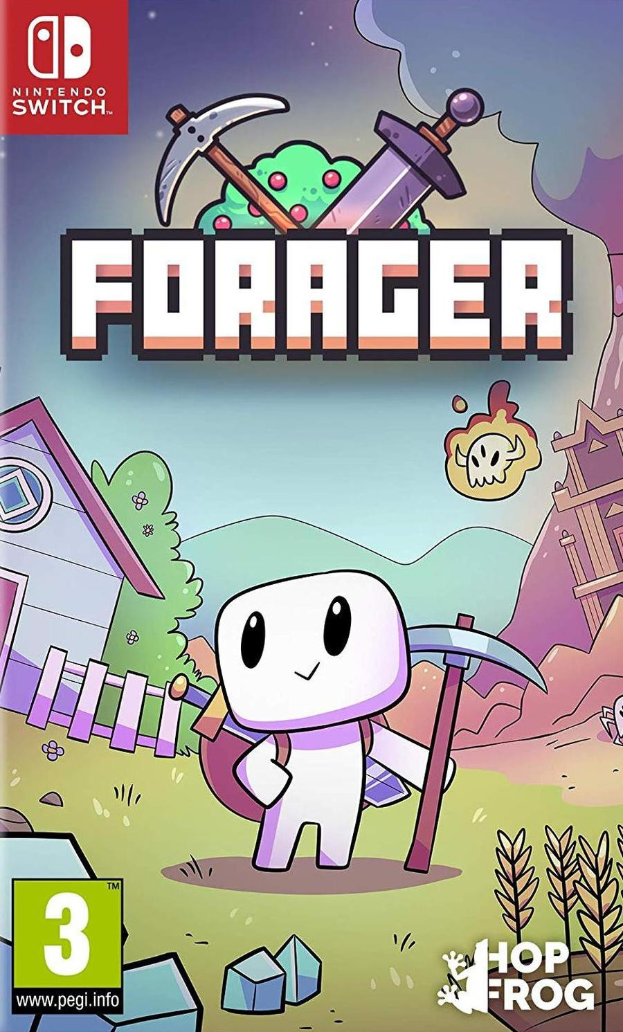 SWITCH Forager