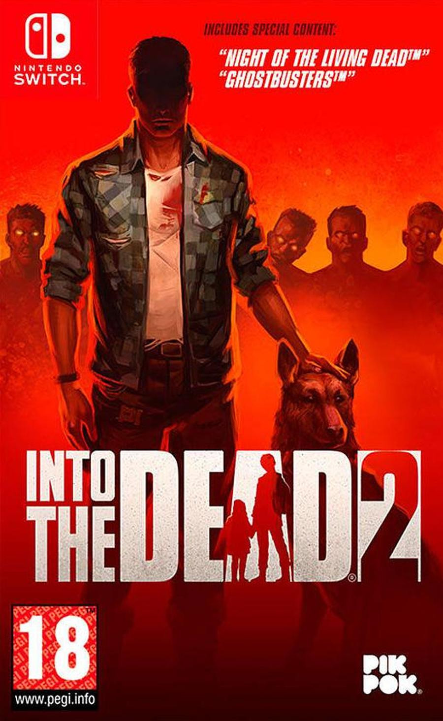 SWITCH Into the Dead 2