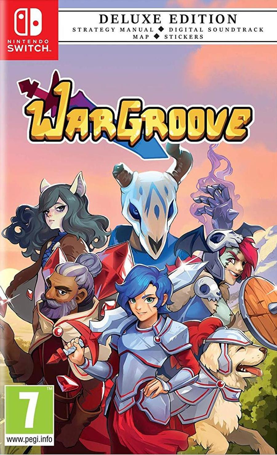 SWITCH Wargroove - Deluxe Edition