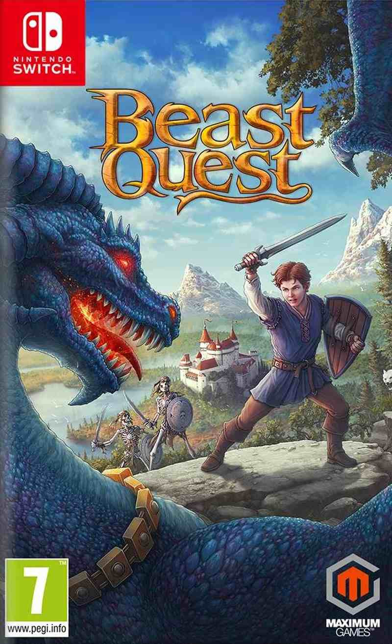 SWITCH Beast Quest
