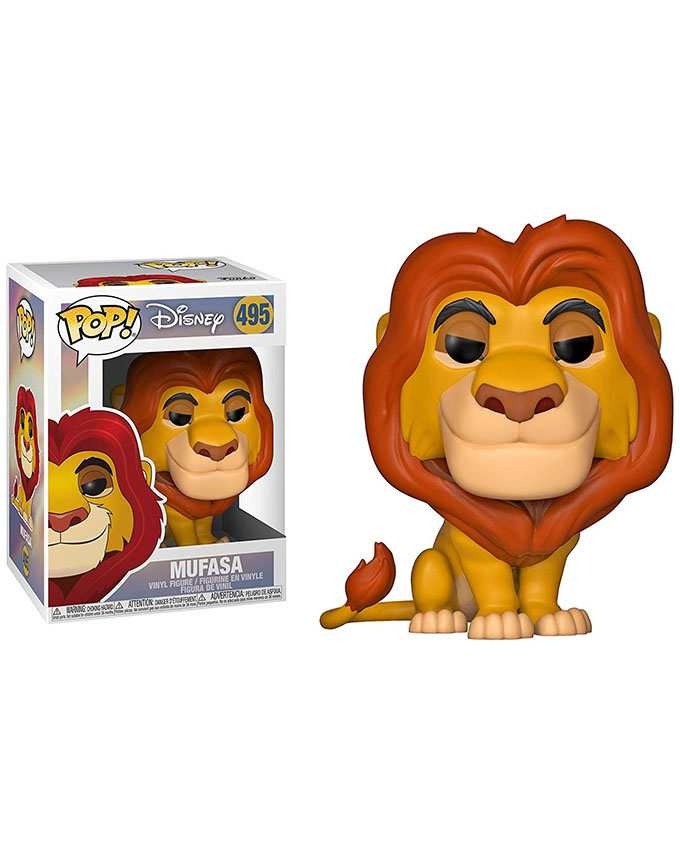 Figura POP! Lion King - Mufasa