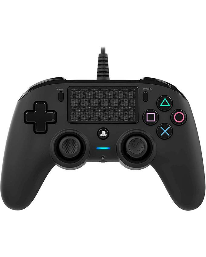 Gamepad Nacon PS4 Wired Compact Black