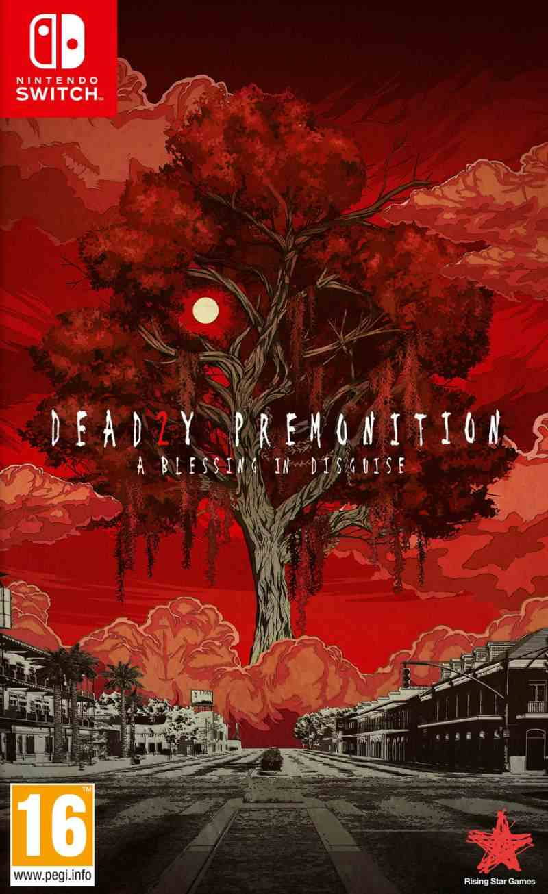SWITCH Deadly Premonition 2 - A Blessing in Disguise