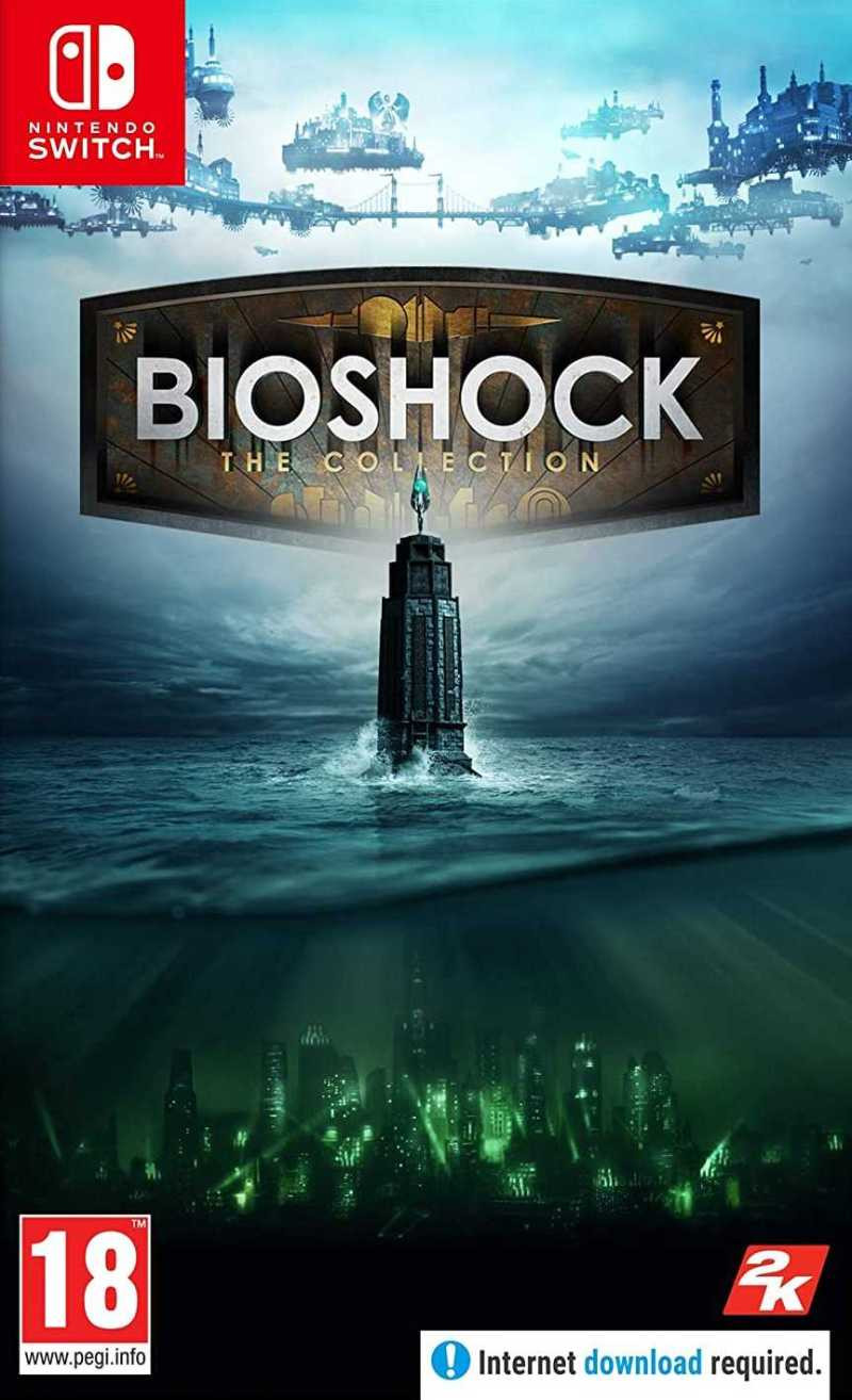SWITCH Bioshock The Collection