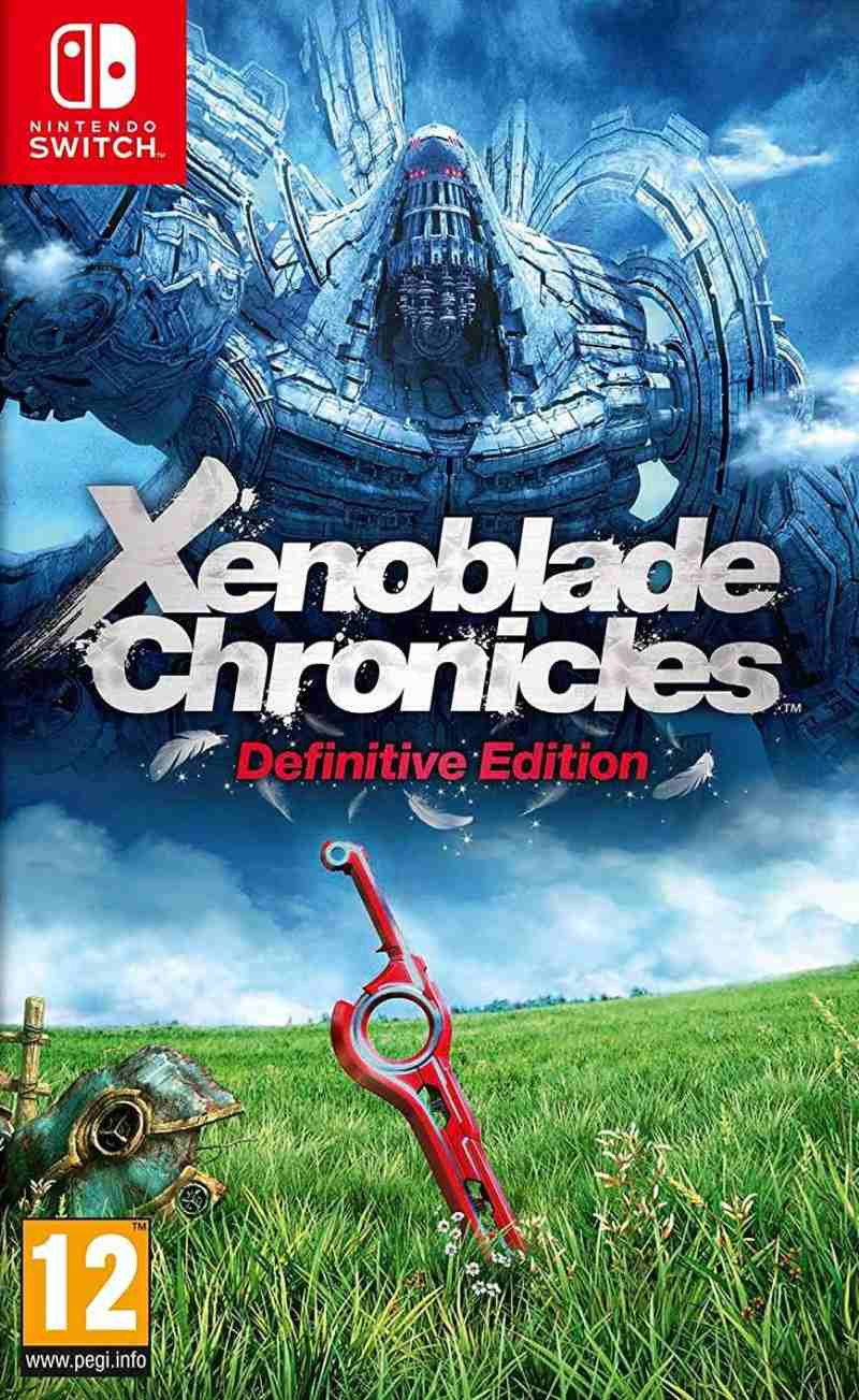SWITCH Xenoblade Chronicles - Definitive Edition