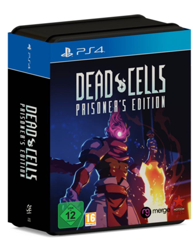 PS4 Dead Cells - The Prisoners Edition