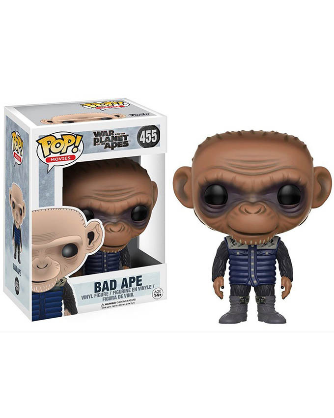 Figura POP! War of the Planet of the Apes - Bad Ape