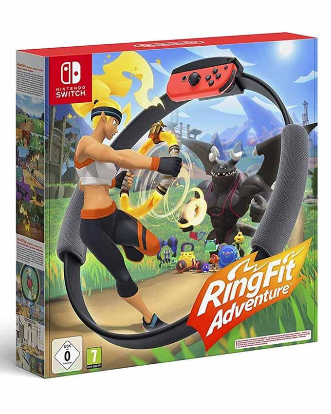 SWITCH Ring Fit Adventure - igrica za Nintendo SWITCH