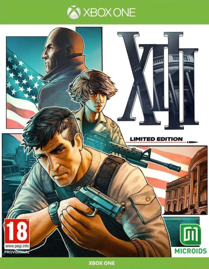 XBOX ONE XIII - Limited Edition