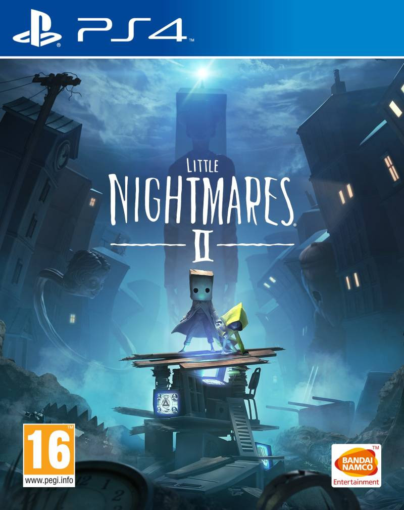 PS4 Little Nightmares II