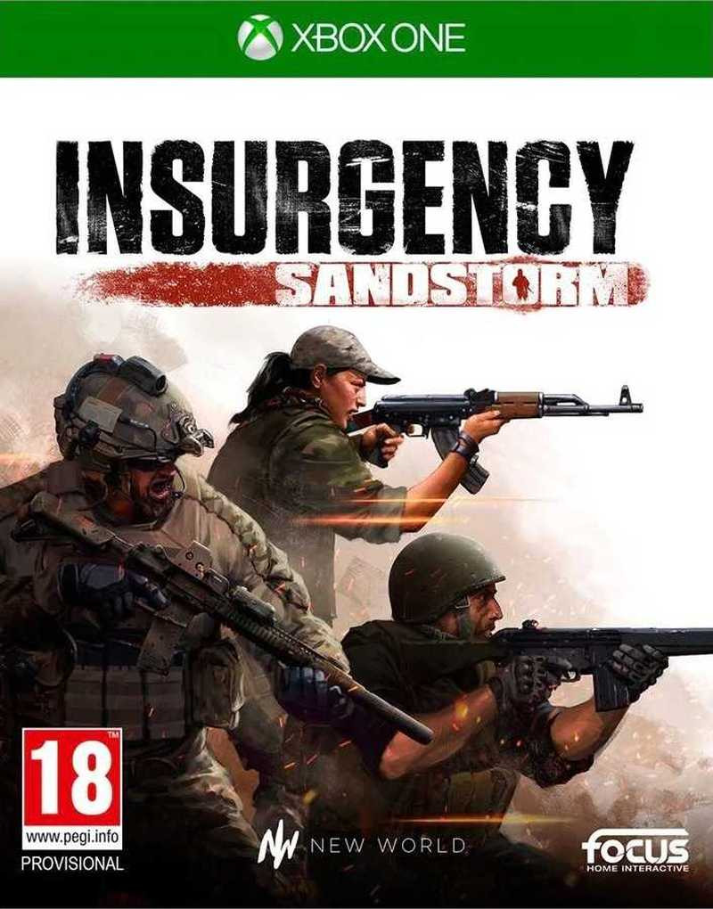 XBOX ONE Insurgency - Sandstorm