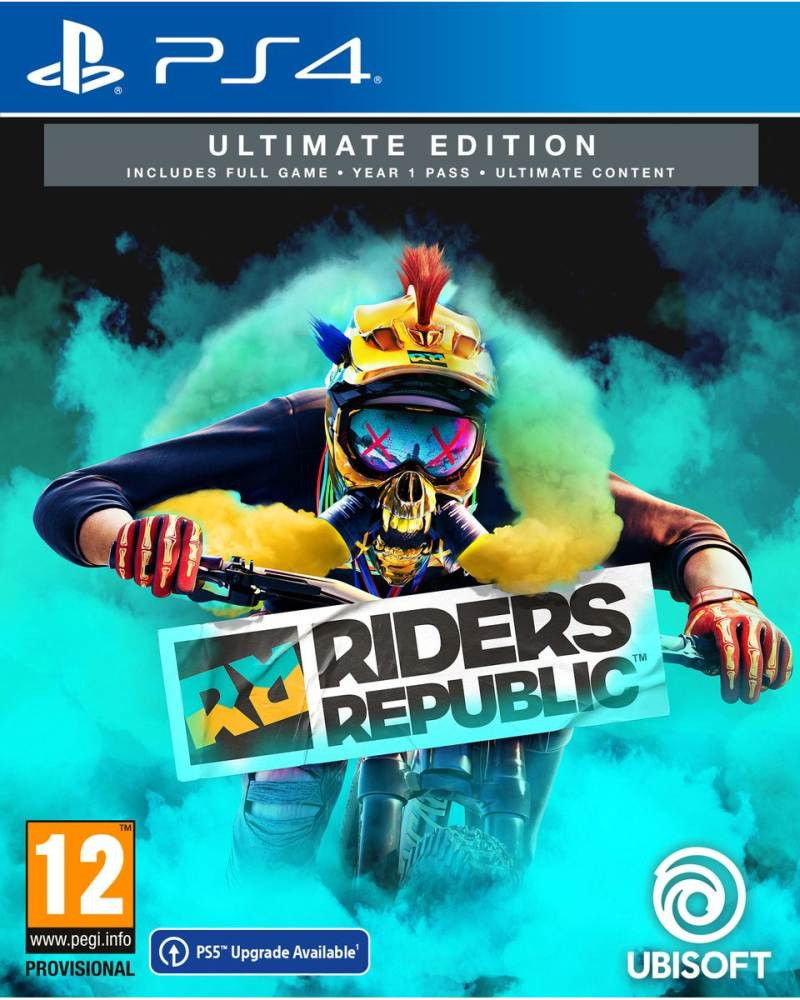 PS4 Riders Republic - Ultimate Edition