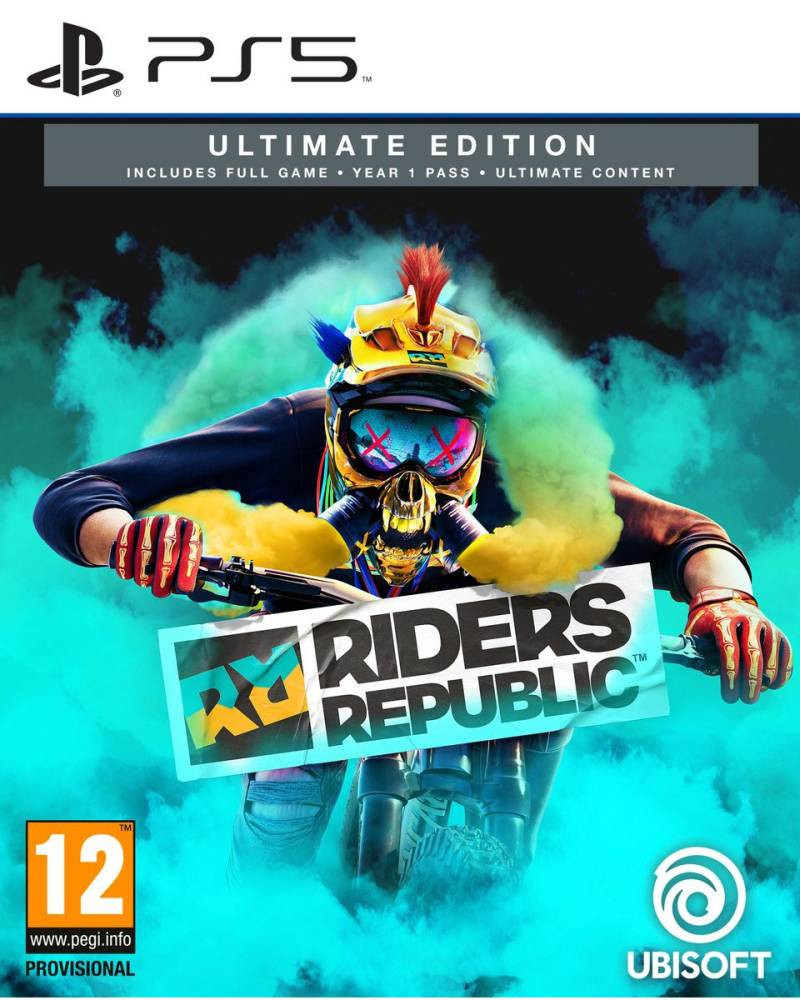 PS5 Riders Republic - Ultimate Edition
