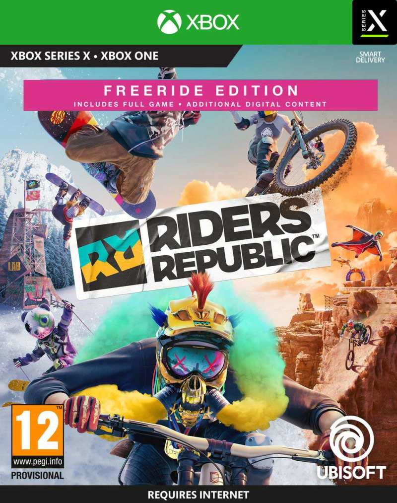 XBOX ONE Riders Republic - Freeride Special Day 1 Edition